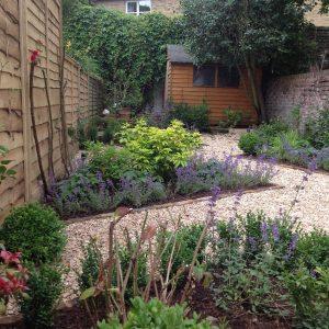 Garden design Cheshire