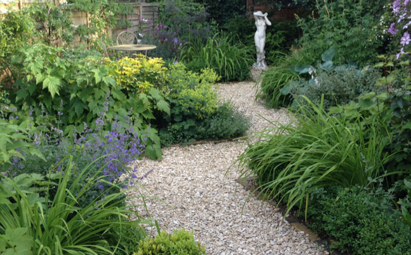 CONTEMPORARY TOWN GARDEN – WEST LONDON